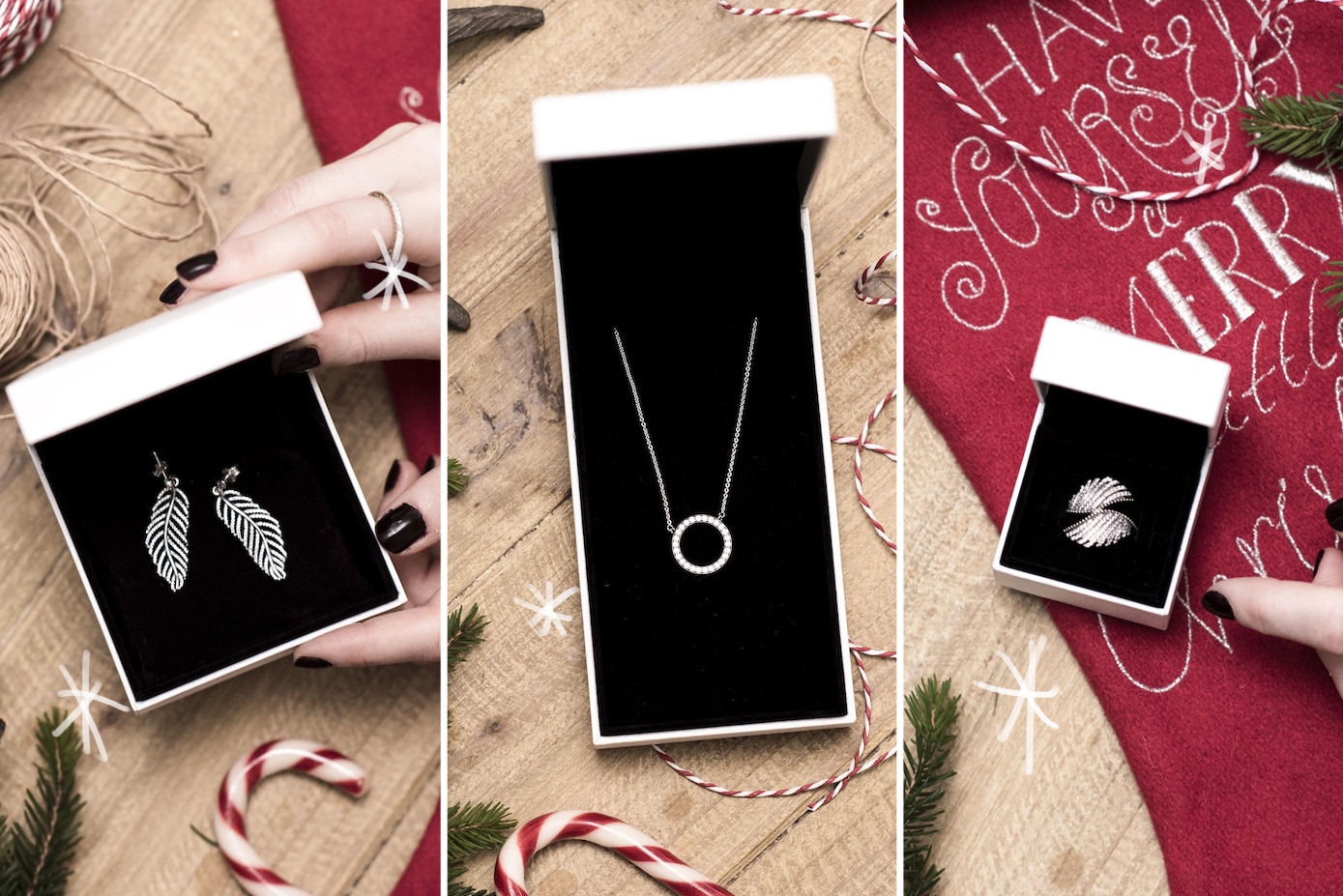Christmas gifts for everyone with Pandora ♥ - Tiphaine Marie ...
